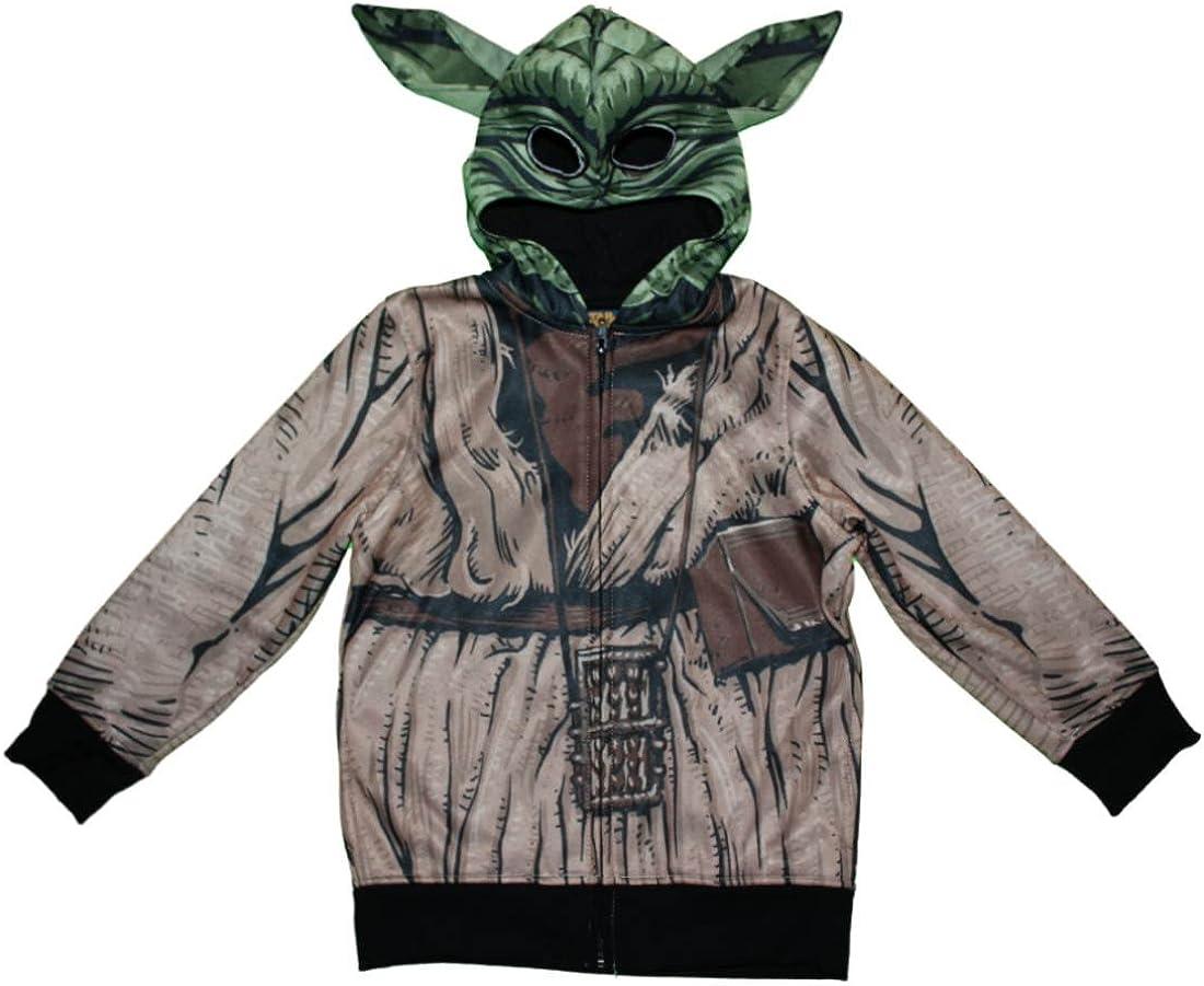 Star Direct store Wars Yoda Indefinitely Boys Zipper Hoodie