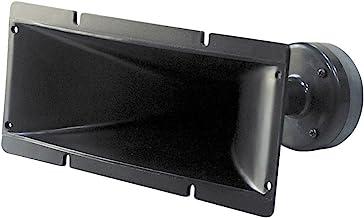 4x10 Inch Horn Tweeter Speaker - Heavy Duty 200 Watt High Power Horn Audio Tweeter System w/ 25mm Voice Coil, 20 Oz Magnet... photo