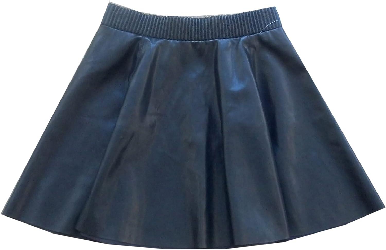 [BLANKNYC] Women's Faux Leather Flirty Skirt