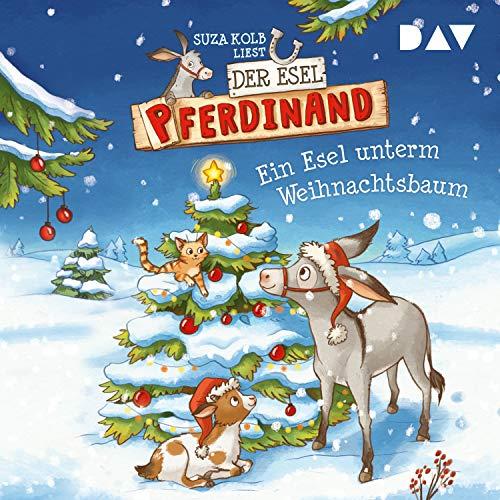 Ein Esel unterm Weihnachtsbaum: Der Esel Pferdinand 5