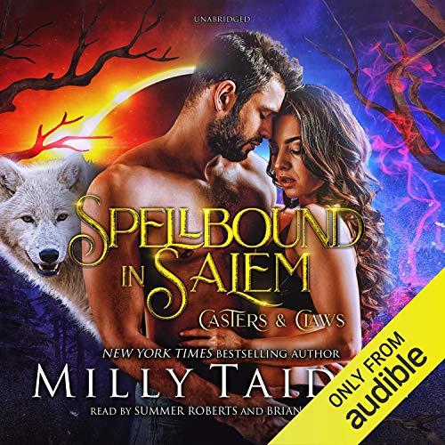 Spellbound in Salem cover art