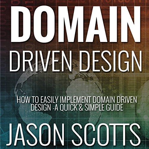 Domain Driven Design cover art