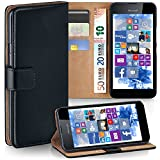 MoEx® Book-style flip case to fit Microsoft Lumia 550 |