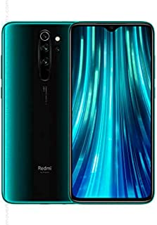 Smartphone Xiaomi Redmi Note 8 Pro 6GB Ram Tela 6.53 128GB Camera Quad 64+8+2+2MP - Verde
