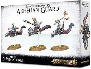 Games Workshop Warhammer Age of Sigmar Idoneth Deepkin Akhelian Guard Miniature