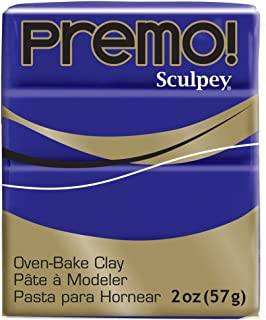 Premo Sculpey Polymer Clay 2 Ounces-Purple