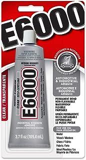 E-6000 Adhesive, 3.7 Ounce | GLU-600.00