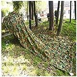Vela de Sombra Malla de Camuflaje 150D Oxford Tela Protector Solar toldo Cubierta de Red al Aire Libre observación de Aves fotografía Granja jardín Coche Juego Oculto Vestir Camuflaje Wall Spotligh
