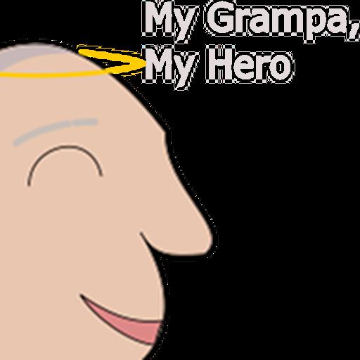 My Grampa, My H