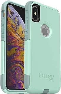 OtterBox COMMUTER SERIES Case for iPhone Xs & iPhone X - Retail Packaging - OCEAN WAY (AQUA SAIL/AQUIFER)