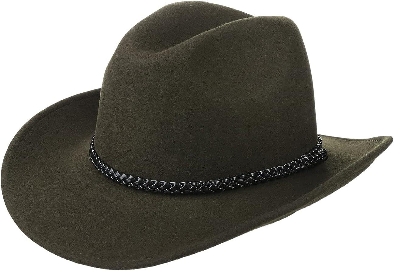 Lipodo Western Hat Women Made in 保障 Men 店内限界値引き中&セルフラッピング無料 Italy