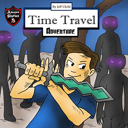Time Travel Adventure audiobook cover art