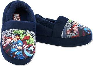 Image of Avengers Character Slippers for Toddler Boys