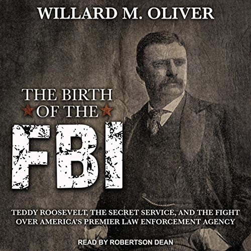 The Birth of the FBI cover art