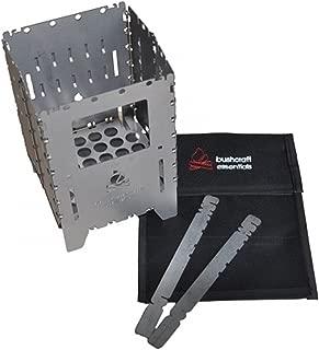 Bushcraft Essentials アウトドアクッカー ブッシュボックス XL チタン製