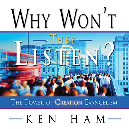 Why Won't They Listen? audiobook cover art