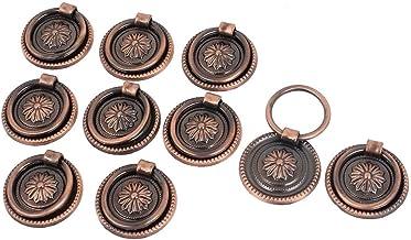 Meubilair Handle Drawer Cabinet Package 10 De Handle Grip Tab kabinet Meubilair Pull Bronze ladekast Kasten Drawers (Kleu...