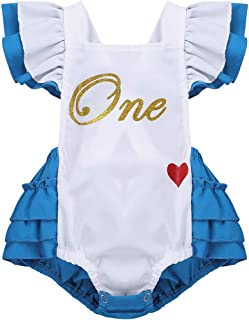 Best alice in wonderland 1st birthday outfit Reviews
