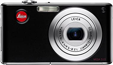 Leica C-LUX 2 7.2MP Digital Camera with 3.6x Optical Image Stabilized Zoom (Black)