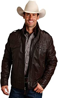 Men's Collection-Leather Jackets Jacket