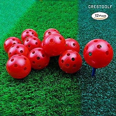 Crestgolf Bolas Golf Prácticas