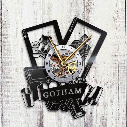 61BP+AZrLDL._SL500_ Harley Quinn Clocks