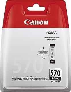 Canon PGI-570PGBK Cartuccia d'Inchiostro, Nero