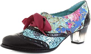 Poetic Licence Backlash Rose Multi Femme Talons Chaussures