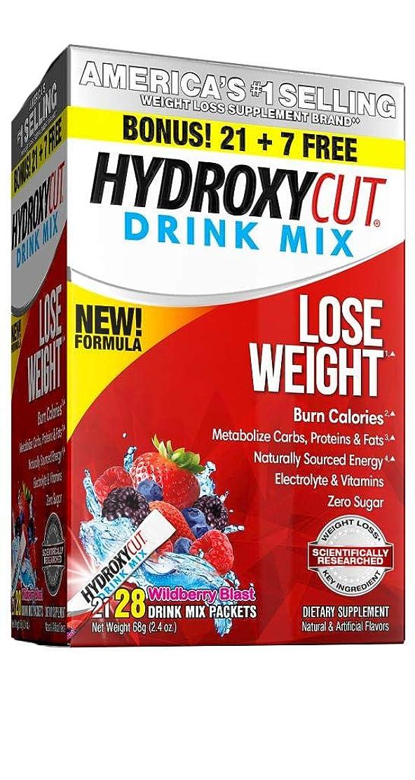 好ましいフォークスピーカーHydroxycut Pro Clinical Hydroxycut Wild Berry - 21 Packets