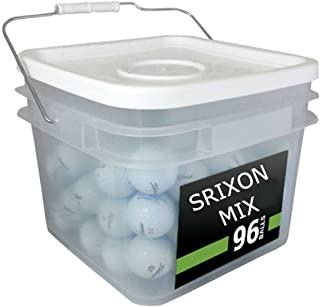 Srixon Mix Golf Balls (96 Pack)