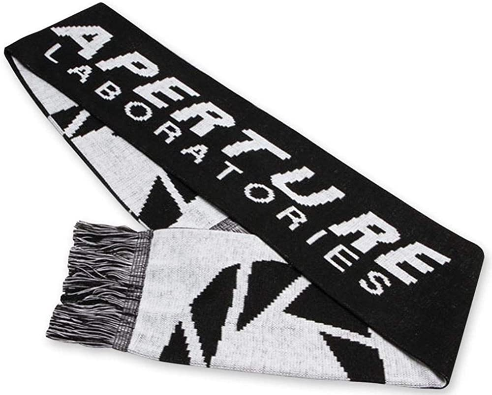 Valve A store Crowded Coop - Laboratories Scarf Sales of SALE items from new works Portal Aperture