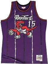 Baloncesto Desgaste Camiseta de Entrenamiento Swingman Jersey Vincent Lamar Carter # 15 Toronto Raptors