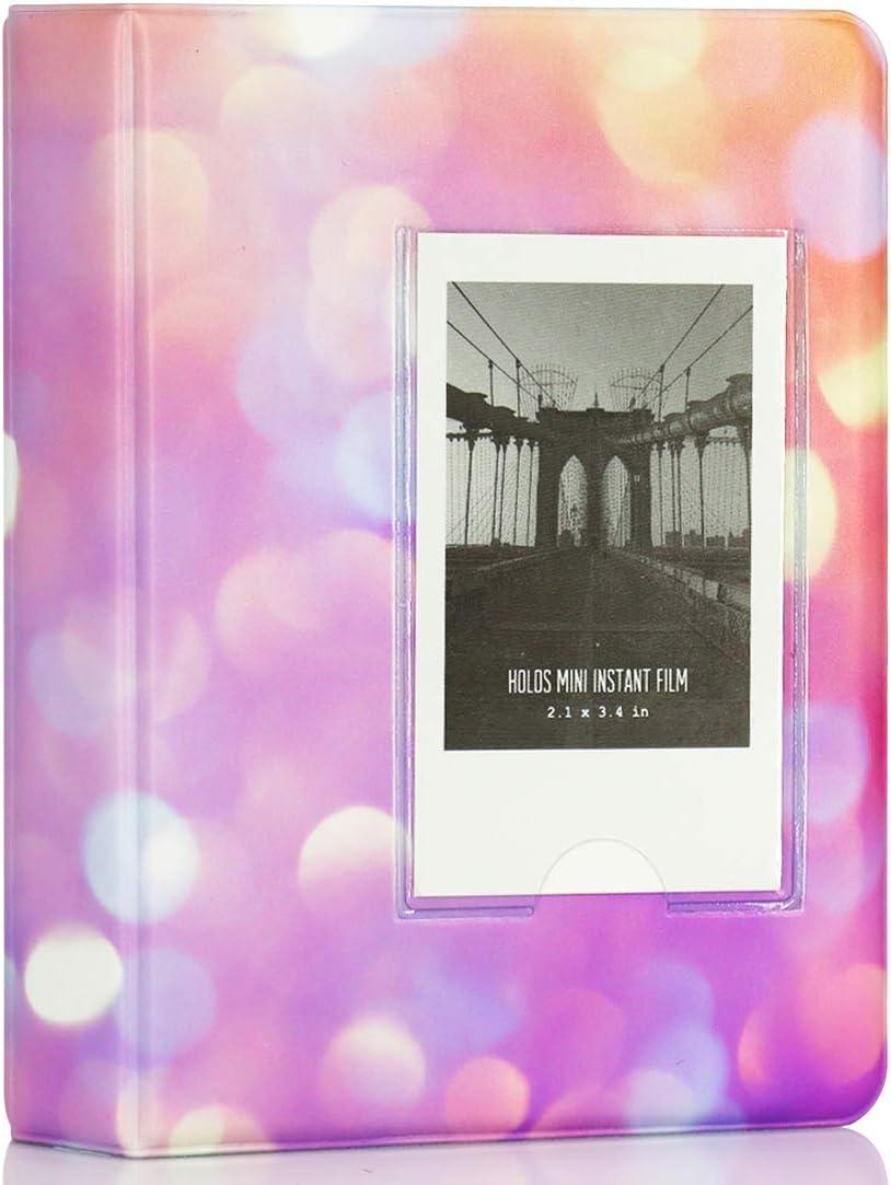 Big Trend 64 Max 79% OFF Pockets Mini Photo Album for 7 Max 77% OFF Instax Fujifilm