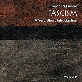 Fascism: A Very Short Introduction cover art