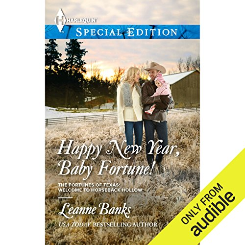 Happy New Year, Baby Fortune! audiobook cover art