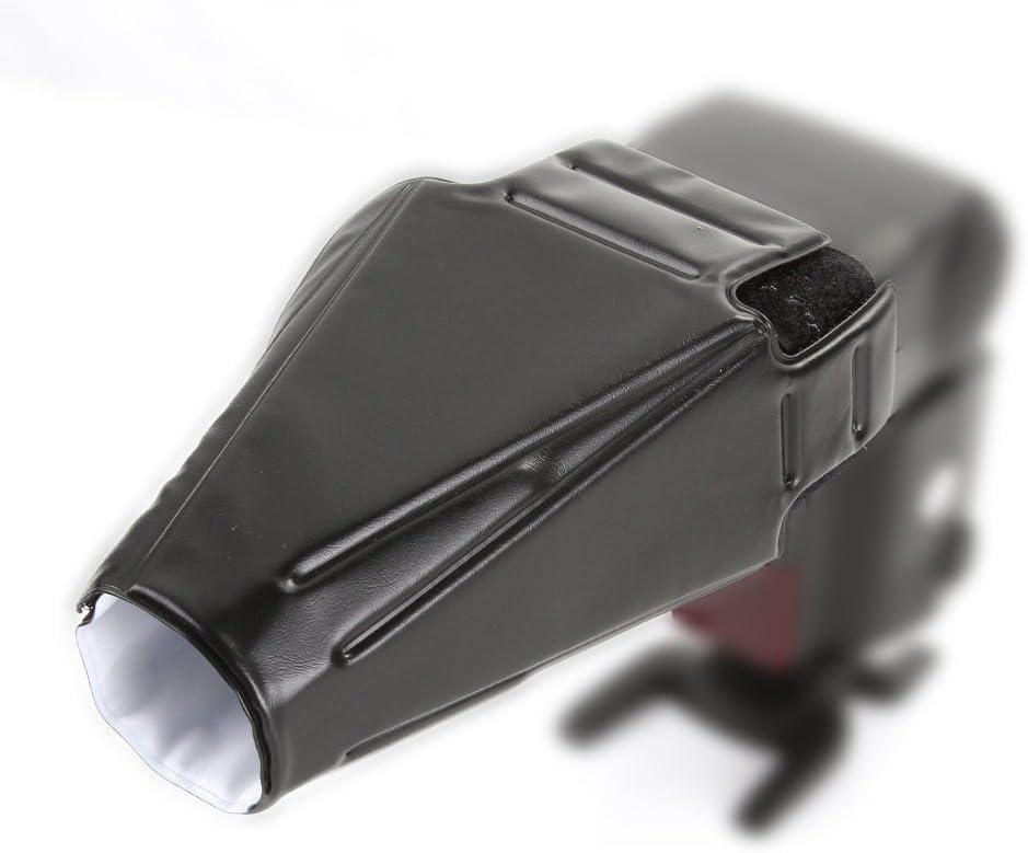 Foto4easy Foldable Speedlight Reflector New item Sealed Snoot Fresno Mall Flash Softb