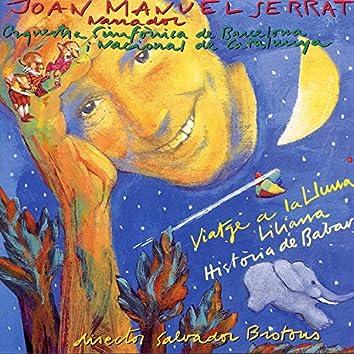 Viatge a la Lluna / Liliana / Història de Babar