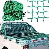 Rete di carico per camion, tetto e bagagli, rete di copertura per pickup, camion, SUV, rimorchio, barca, camper