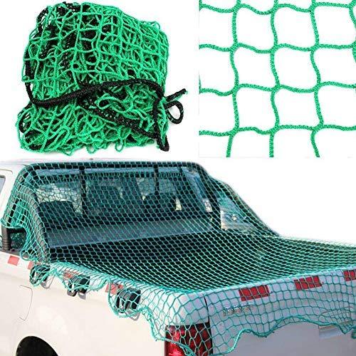 Bungee-Gepäcknetz für LKW, Bett, Dach, Gepäcknetz, Abdeckung für Pickup, LKW, SUV, Anhänger, Boot, Wohnmobil