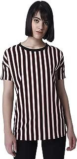 VERO MODA Women's Striped Regular Fit Shirt