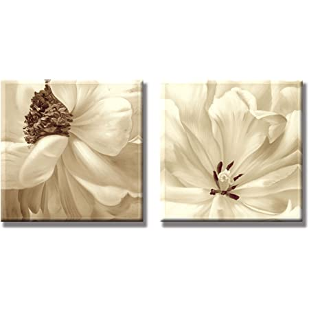 Canvas PICTURES FLORAL STREET PHOTO WALL PICTURES Alley b5d77 PICTURE