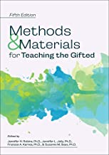 Methods and Materials for Teaching the Gifted (5th ed.)