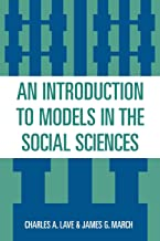 Best an introduction to models in the social sciences Reviews