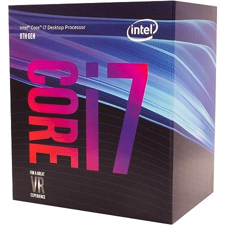 インテル Intel CPU Core i7-8700 3.2GHz 12Mキャッシュ 6コア/12スレッド LGA1151 BX80684I78700 【BOX】【日本正規流通品】