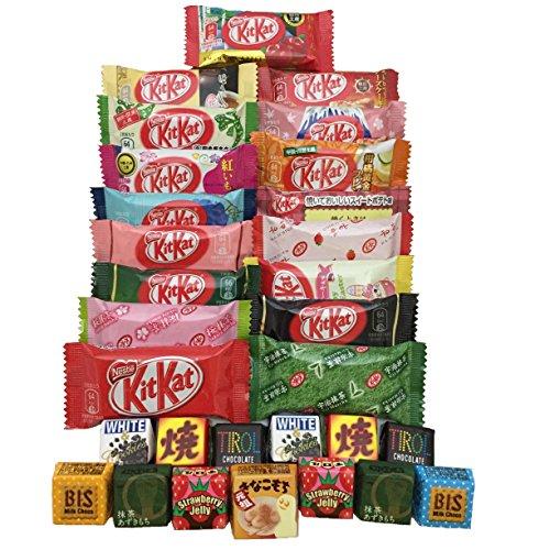 KITKAT japonés chocolate surtidos 30 pz kit kat &...