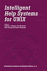 Intelligent Help Systems for UNIX Kindle Edition