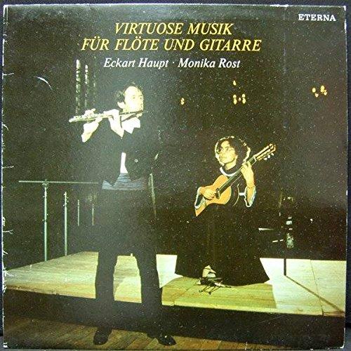 Various - Virtuose Musik Für Flöte & Gitarre - ETERNA - 8 27 661