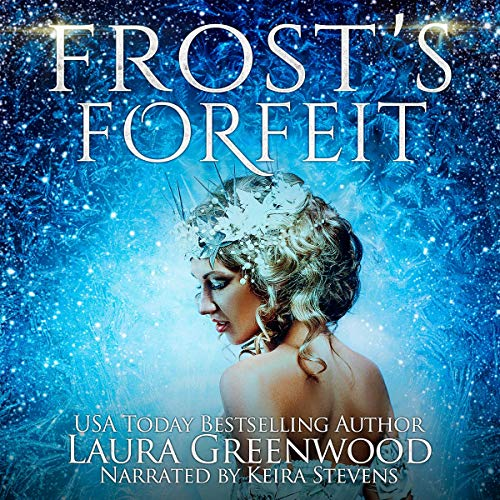 Frost's Forfeit Laura Greenwood fantasy paranormal romance mythology