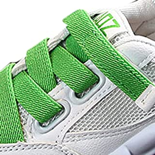 Hopscotch Baby Boys Mesh Mesh Athletic Shoes in Green Color
