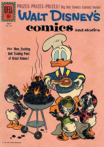 Walt Disney's Comics and Stories #250 VG ; Dell comic book